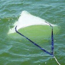 "Lindy Wave Tamer Model WT060 Fishing Boat Drift Control Sock Drift Anchor 60"""