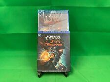 Justice League Dark: Apokolips War (Blu-Ray + Dvd + Digital) W/ Slip Cover