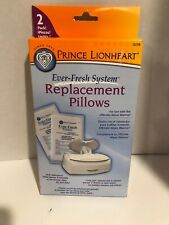 Prince Lionheart Wipes Warmer EverFresh Refill Replacement Pillows Ever-Fresh