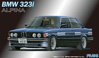 FUJIMI 1/24 BMW 323I ALPINA C1-2.3 REAL SPORTS CAR SERIES RS-9 SCALE MODEL KIT