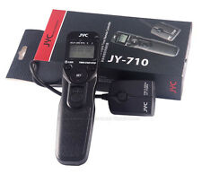 JY-710 C3 Wireless Timer Remote Cord For Canon 5D 6D 7D Mark II III IV 50D 7D2