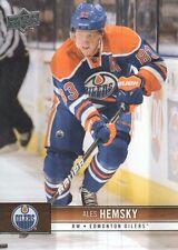 Edmonton Oilers Hockey Trading Cards
