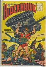BLACKHAWK #88 © 1956 Quality Comics
