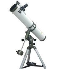 Telescopio Professionale Astronomico 114x900 EQ2 Completo di Lenti e Cavalletto