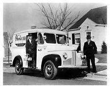 1941 Studebaker Milk Delivery Truck Factory Photo c6692-SS594P