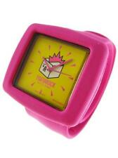 TO-FU OYAKO #10 PINK WATCH ARTIST SERIES LIMITED EDITION TOFU BY DEVILROBOTS