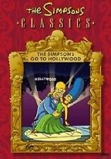 The Simpsons - Go To Hollywood (DVD, 2006)