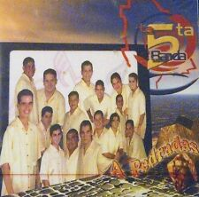 LA 5TA BANDA  -  A PEDRADAS  -  CD, 2002