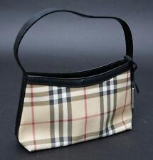 BURBERRY, Nova Check, Mini Shoulder Bag, Magnetic Closure, kleine Handtasche