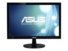 """ASUS VS197DE 18.5"""" LED Monitor, built-in Speakers"""