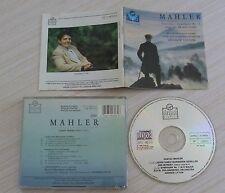 CD ALBUM SYMPHONIE N 1 - MAHLER GUSTAV ANDREW LITTON 8 TITRES 1988 VC7907032