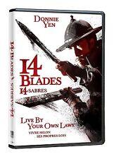 14 Blades (DVD, 2014, Canadian)