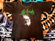 SODOM AGENT ORANGE SHIRT RARE FROM 1989 MEDIUM M THRASH DEATH BLACK METAL ROCK