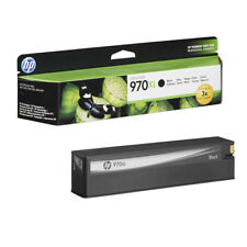 ORIGINAL HP 970XL 1x schwarz TINTE PATRONE OfficeJet Pro X476dw X576dw X451dw