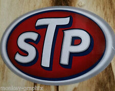 "Rythm sticker ""STP"" pegatina/Hot Rod us car-ratrod v8-Chevrolet"