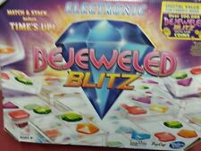 Hasbro Game: Electronic Bejeweled Blitz Complete Match and Stack