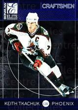 1997-98 Donruss Elite Craftsmen #28 Keith Tkachuk