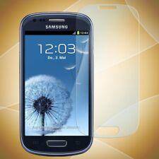 Protección lámina vidrio para Samsung Galaxy s3 mini tanques diapositiva Glass 9h templado claro