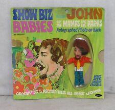 Show Biz Babies Hasbro 1967 Mamas & Papas Phillips MOC