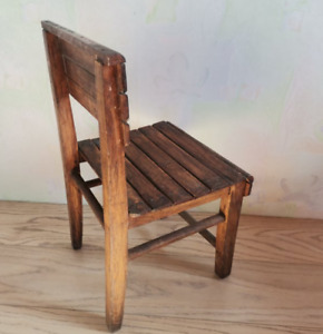 chair wood for kitchen