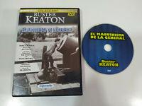 EL MAQUINISTA DE LA GENERAL BUSTER KEATON Clyde Bruckman DVD