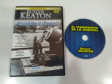 The Machinist de the General Buster Keaton Clyde Bruckman Dvd