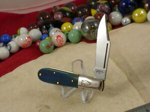 NORTHWOODS GLADSTONE MICH USA BARLOW KNIFE    NEAR MINT  NO BOX
