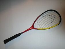 Head Pro 170 Squash Racquet. New Grip. A+.