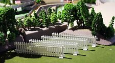 Goodwood style paling / picket fencing X4 for Scalextric or Slotcar tracks. 1:32