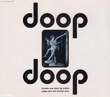 DOOP  Doop 5x  UK CD Single 1994 City Beat MOTHER JUDGE JULES
