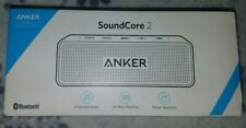Anker Soundcore 2 Portable Bluetooth Speaker with 12W Stereo Sound Bluetooth