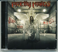 "Pretty Maids ""Undress Your Madness"" 2019, CD"