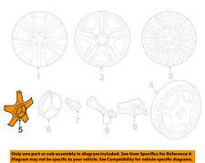 Mercedes-Benz 00040024009283 Wheel Cap