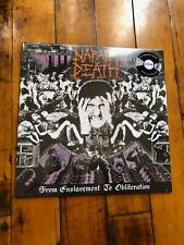 Napalm Death - From Enslavement To Obliteration - Vinyl - Death Metal
