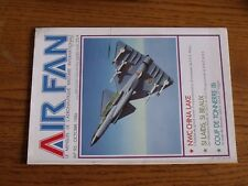 $$$ Revue Air Fan N°95 NWC China Lake  SE 2410 et 2415 SNCASE  SAAB 37 Viggen