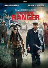 The Lone Ranger (DVD,2013)