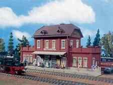 SH Vollmer 43504 Bahnhof Kleckersdorf Bausatz 3504