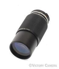 Nikon Series-E 70-210mm f4 AI-S Lens -Clean- (91121-4)