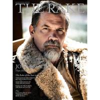 The Rake Magazine Issue 73 January 2020 Josh Brolin
