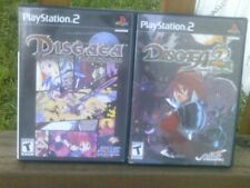 DISGAEA 1 & 2 - HOUR OF DARKNESS & CURSED MEMORIES Complete