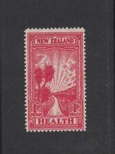 1933 New Zealand Health SG 553 mlh
