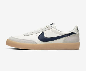 Nike Killshot 2 Midnight Navy J Crew Sail 432997-107 Mens Sizes 9-12