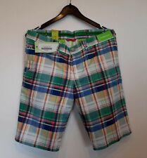 Alberto M Earnie Summer - Golf Pants - Intense-Blue Größe 46