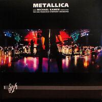 Metallica with Michael Kamen & SFSO - S & M - 3 x Vinyl LP *NEW & SEALED*