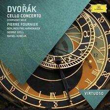 Pierre Fournier /Ber - Virtuoso-Dvorak: Cello Concerto [New CD]