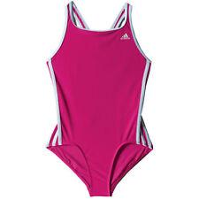 adidas Nylon Swimming Costume (2-16 Years) for Girls