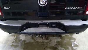 2002-2006 Cadillac Escalade Rear Gate Hatch Lower Trim Moulding Panel Black 8555