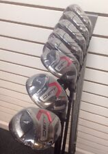 Wilson Staff Defy Mens Steel Iron Set Golf Clubs 4-6 7-pw GW Right Hand