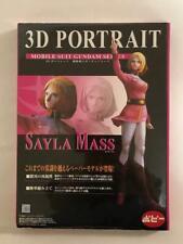 POPY 3D Portrait MOBILE SUIT GUNDAM Sayla Mass Paper craft Model Figure NIB