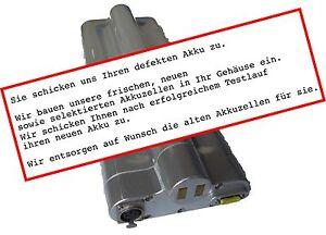 36V NiMH 9AH Ebike Akku f. silb Schachner inkl. Einbau